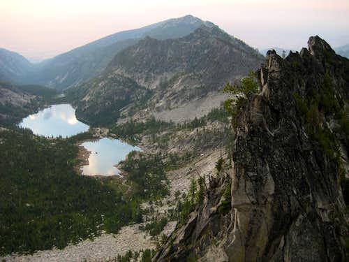 Southeast Ridge - Canyon Peak
