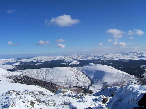 Dyfi Hills