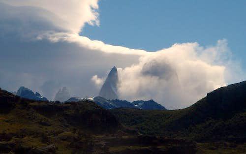 Aguja Poincenot (Patagonia)
