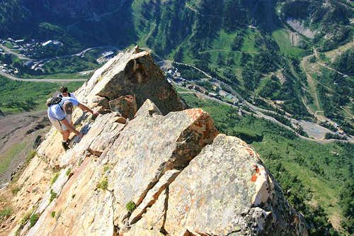 South Ridge, Mt. Superior, Utah