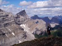 Mt. Allan Summit