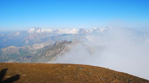Hocharn (3.254 m) - Summit view