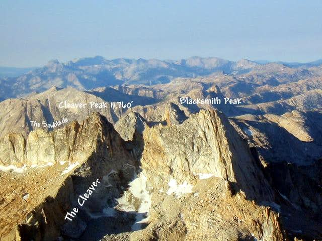 Cleaver Peak