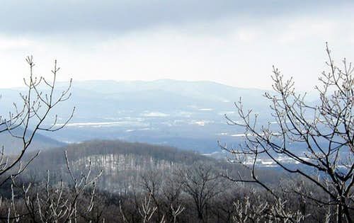 Distant Fishkill Ridge
