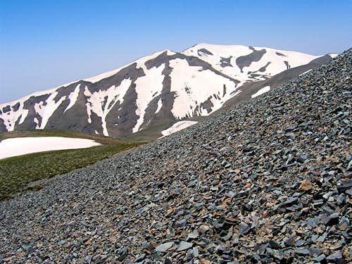Naz & Peak 4050 m