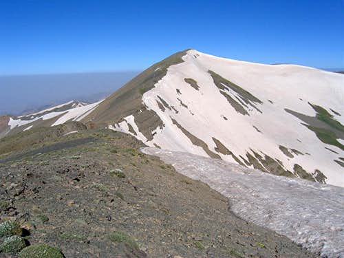 Summit of Naz