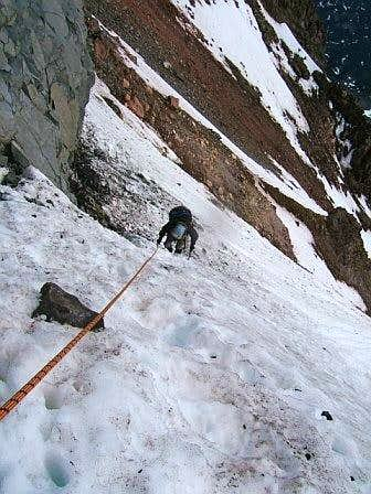 The Terrible Traverse.