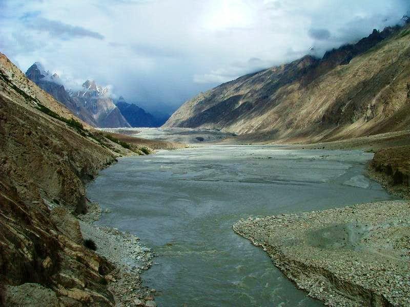 Way to Baltoro, Baltistan