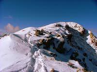 Mount Elbert, Summit Ridge.