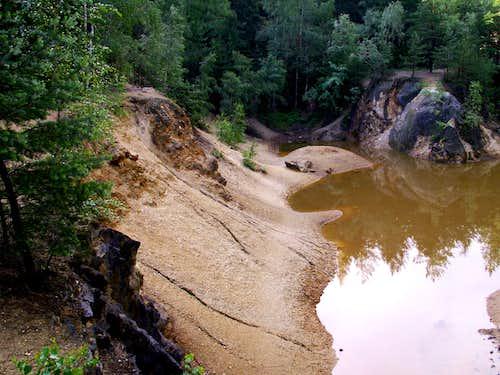 Rudawy Janowickie - mines and quarries