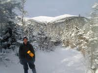 On the Tuckerman Trail