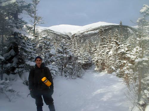 On the Tuckerman Trail