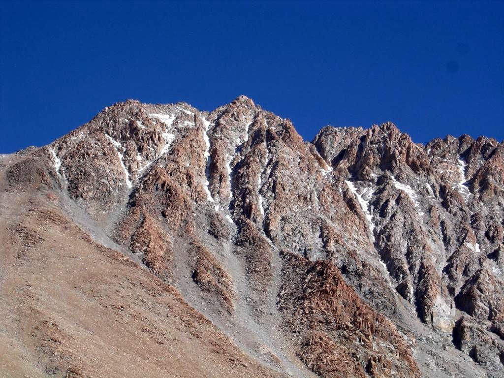Nevado de Chani