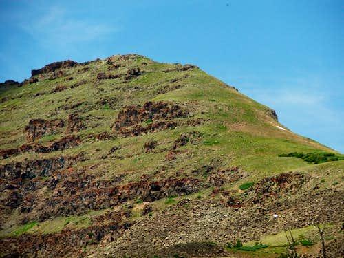 Southeast Ridge Route