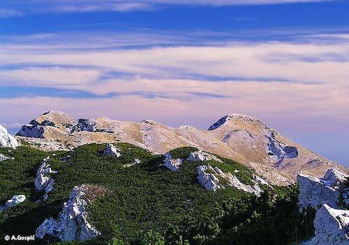 Babin Vrh & Sveto Brdo