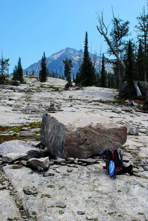 Slabs and White\'s Mountain