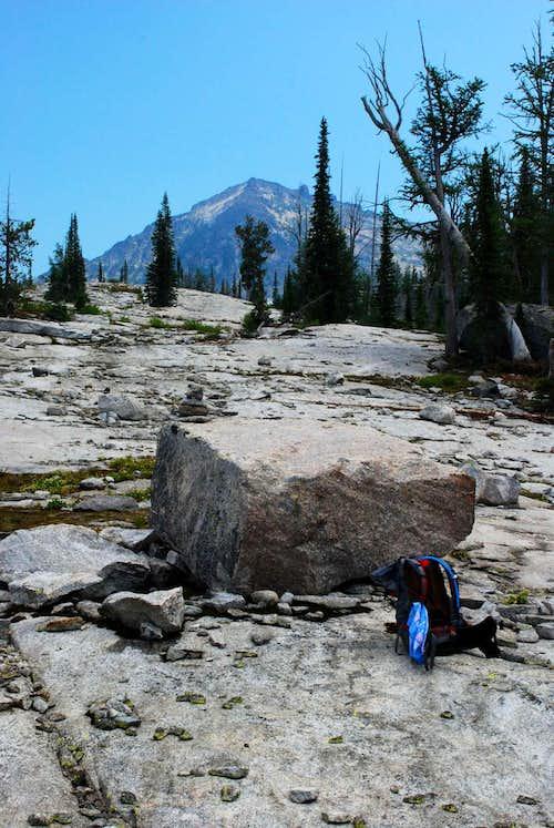 Slabs and White's Mountain