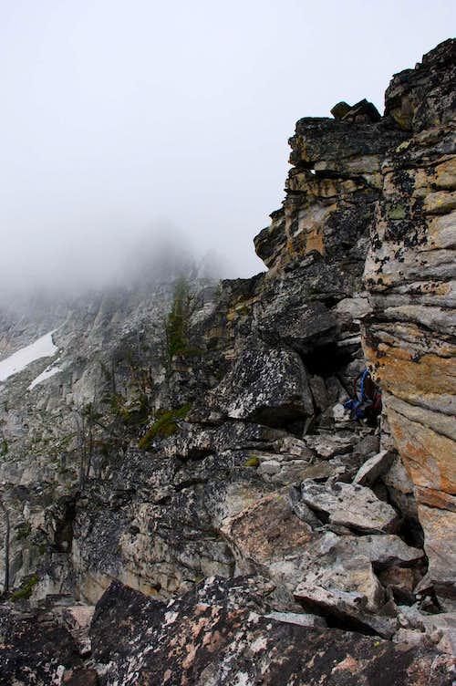 North Ridge Route