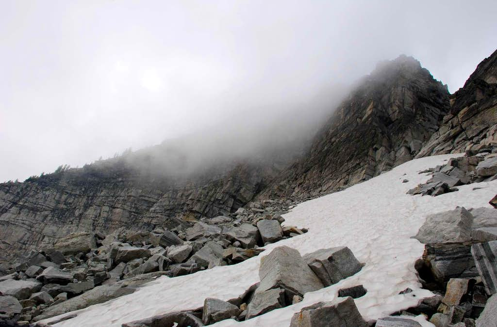 Summit in the Clouds