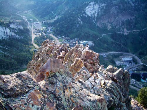 Mt. Superior quartzite