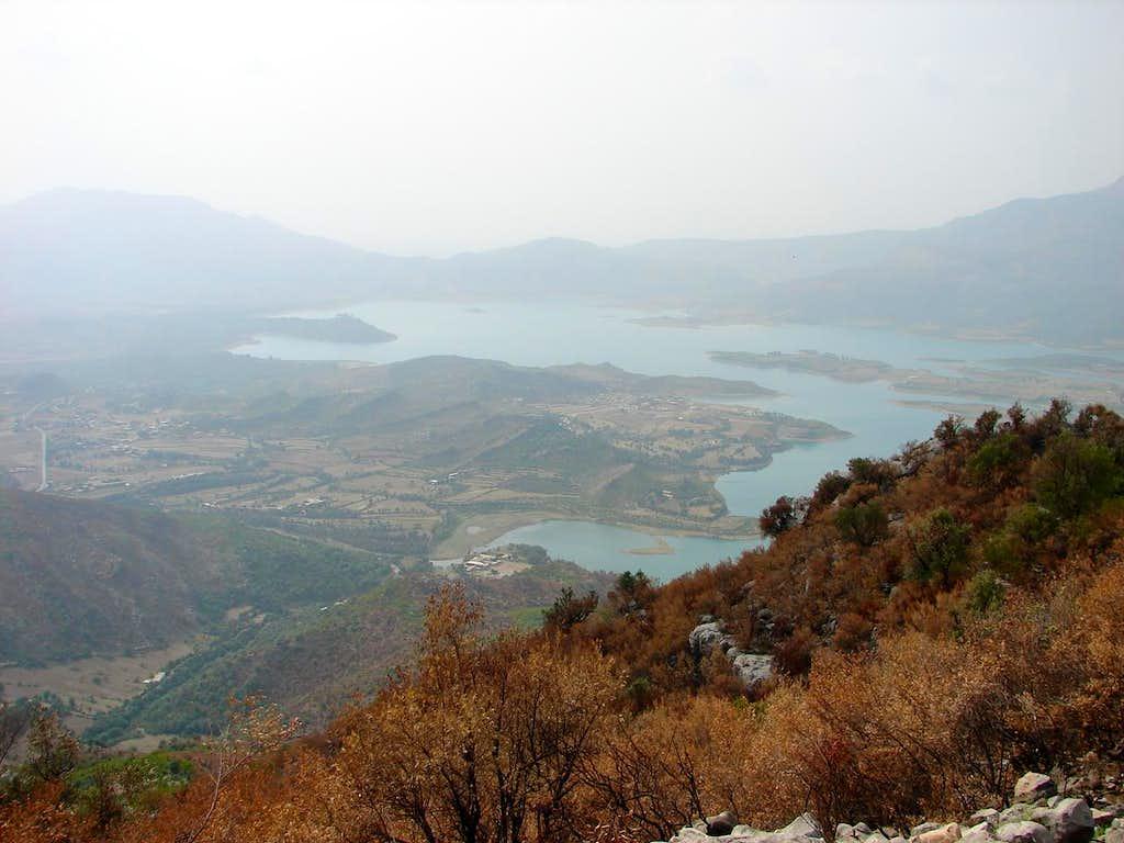 Khanpur Lake Islamabad Pakistan