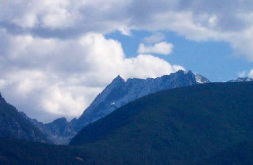 Mt. Cowan, MT - Northeast Arete