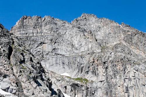 Northeast Arete