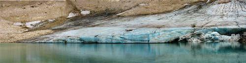 Fradusta lake