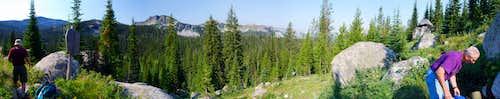 Trail Panorama