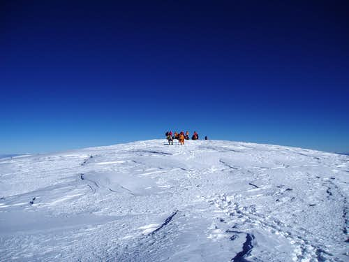 Cho Oyu Summit (8201m)