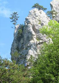 Thalhofer Grat (South West Face - East Face)