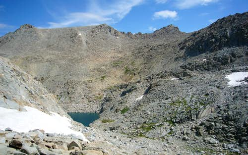 South Face Slog