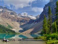 Assiniboine Lake