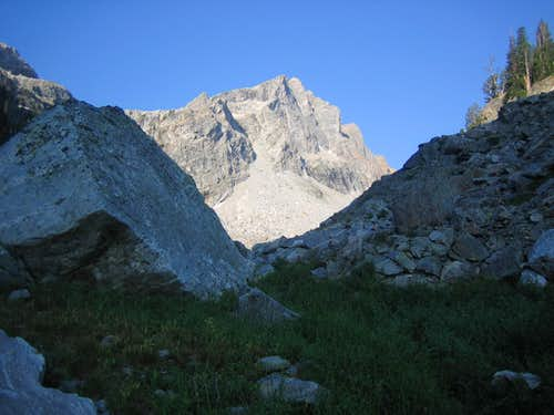Buck Mountain- North Ridges