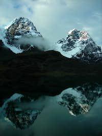 Laguna Chiar Khota (4700m)