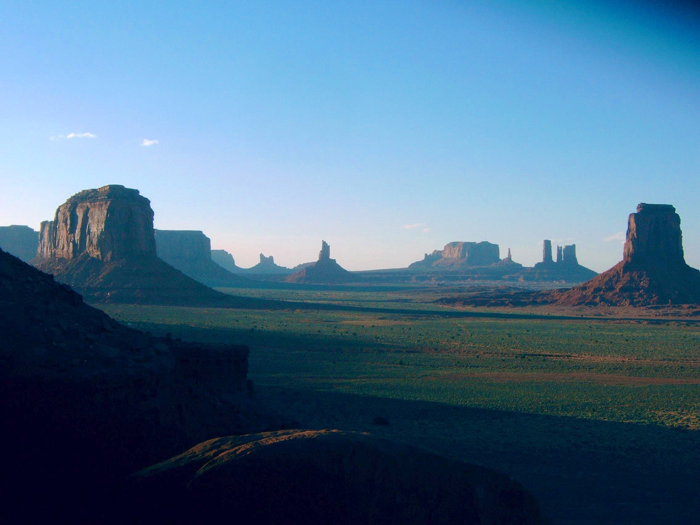 Monument Valley 2004