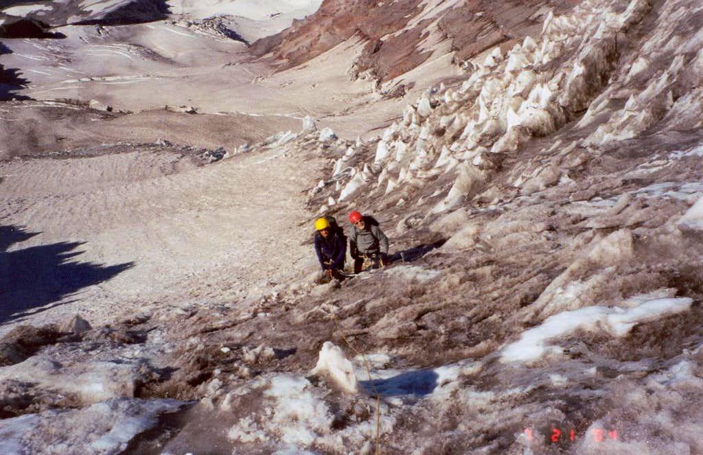 Kautz Glacier