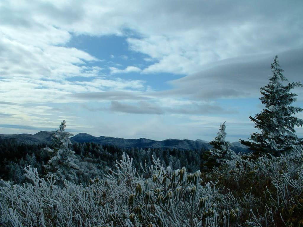 Shining Rock Wilderness