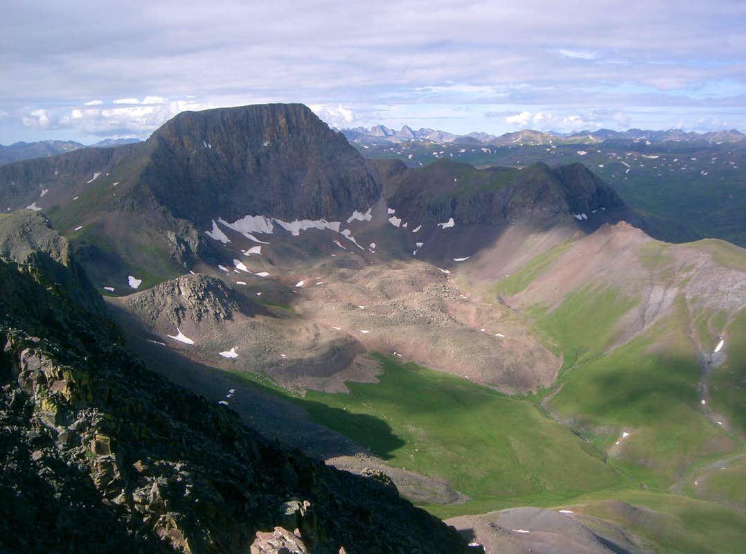 Half Peak