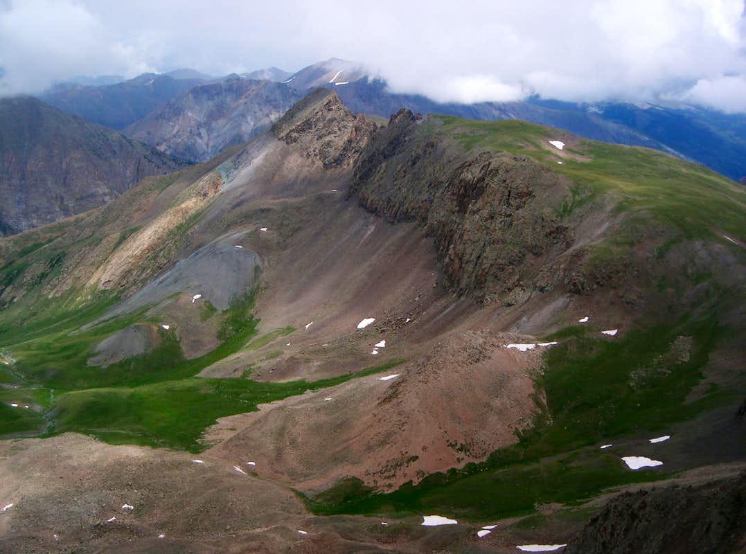 Quarter Peak