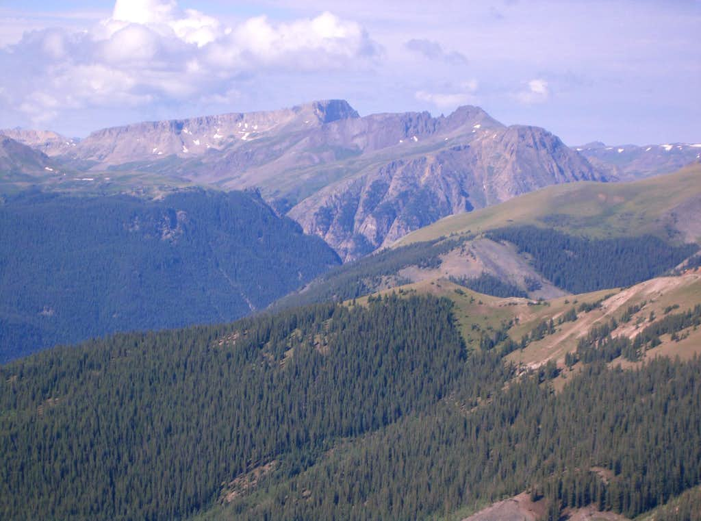 Half Peak &