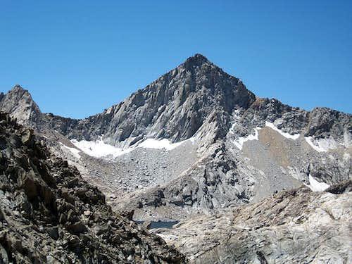 SEKI's Sawtooth Peak