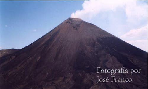 Volcán de Pacaya, this is a...