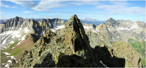 Mount Sneffles-Southwest Ridge