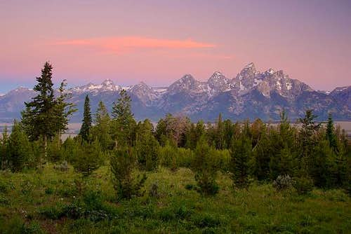 Another Teton Sunrise