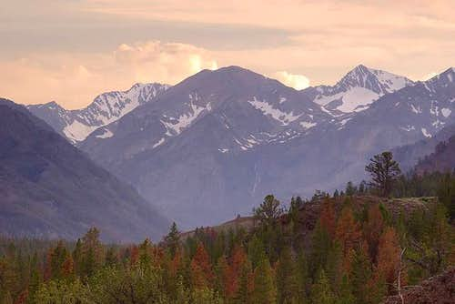Stinkwater Peak