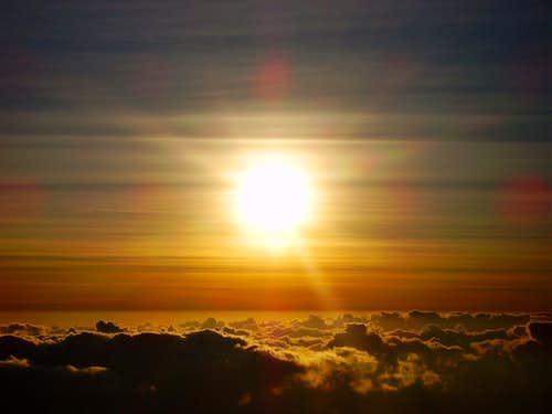 Sunshine from Bandeira