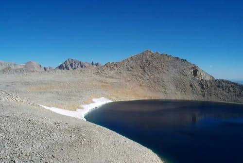Tunnaboro Peak w/ Lake...