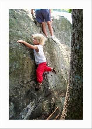 1st Boulder Problem