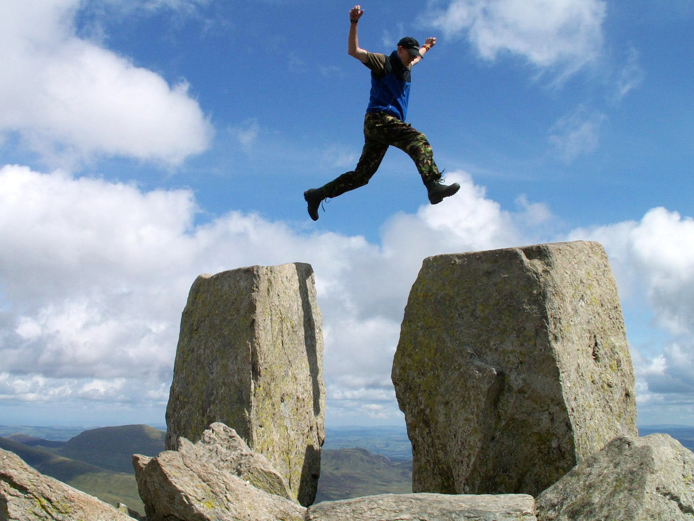 Tryfan (Leap of Faith)